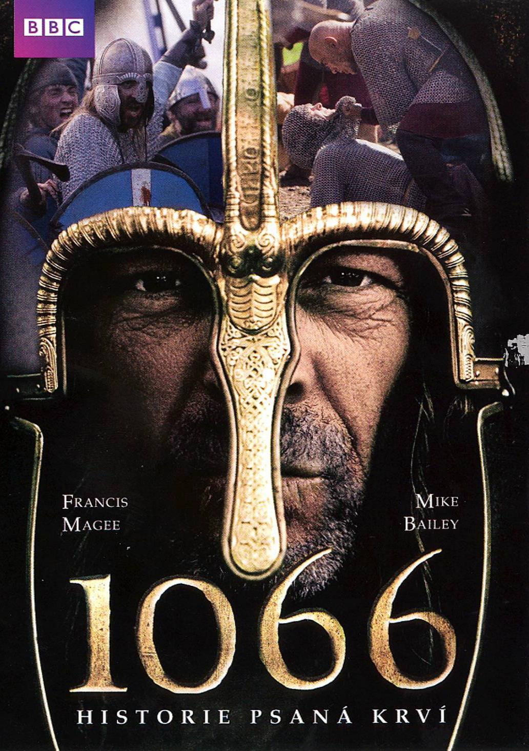 1066: Historie psaná krví - DVD