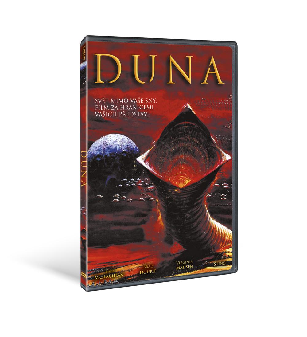 Duna - DVD