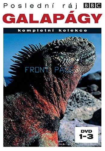Galapágy - DVD