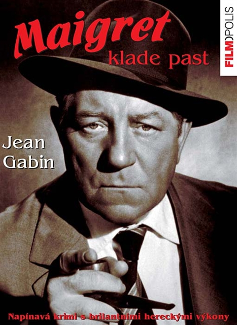 Maigret klade past - DVD