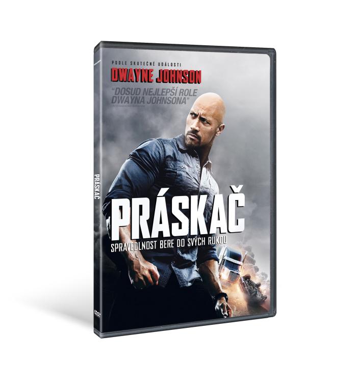 Práskač - DVD