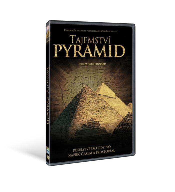 Tajemství pyramid - DVD