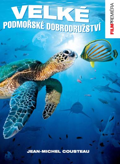 Velké podmořské dobrodružství 3D - DVD