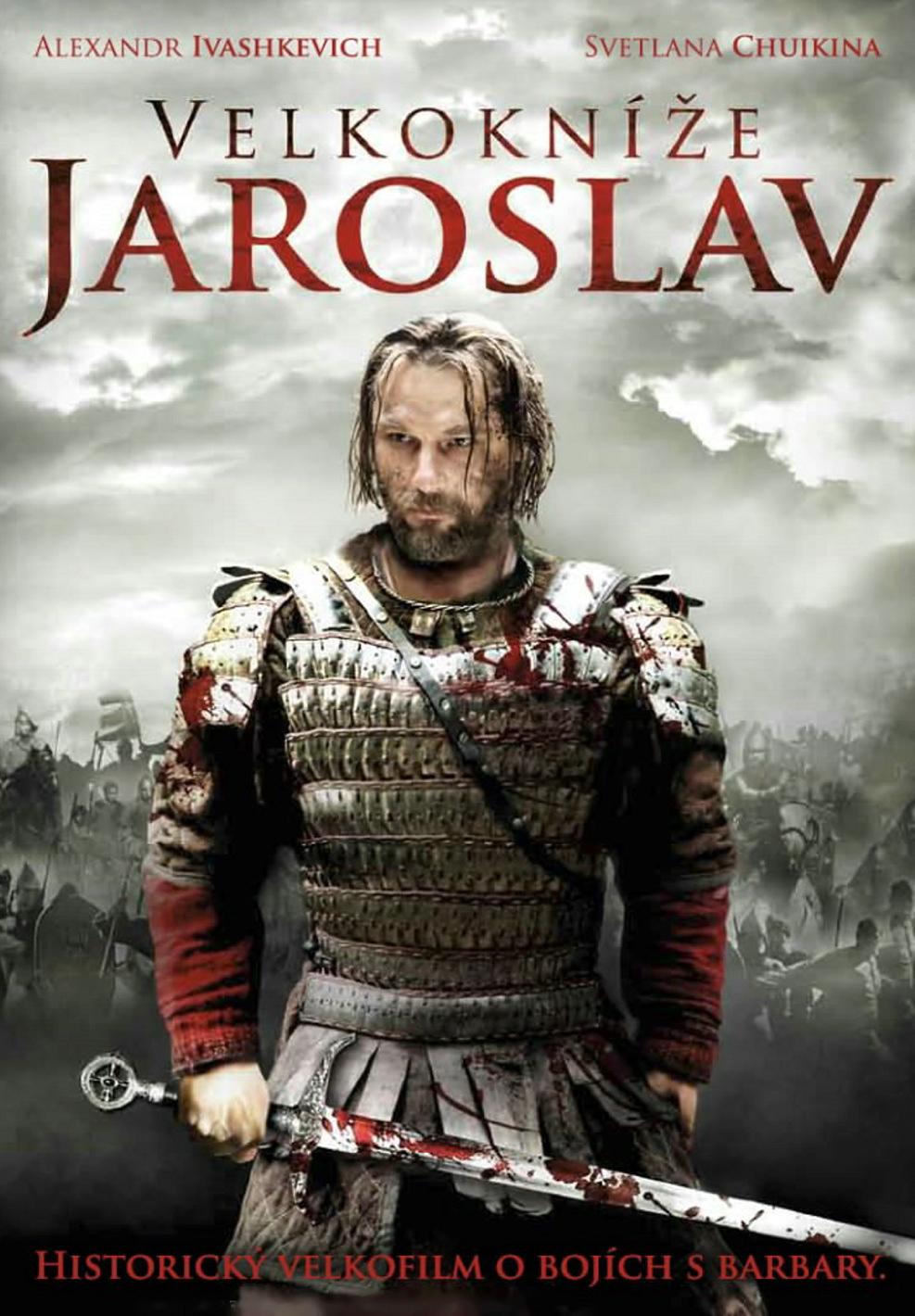 Velkokníže Jaroslav - DVD