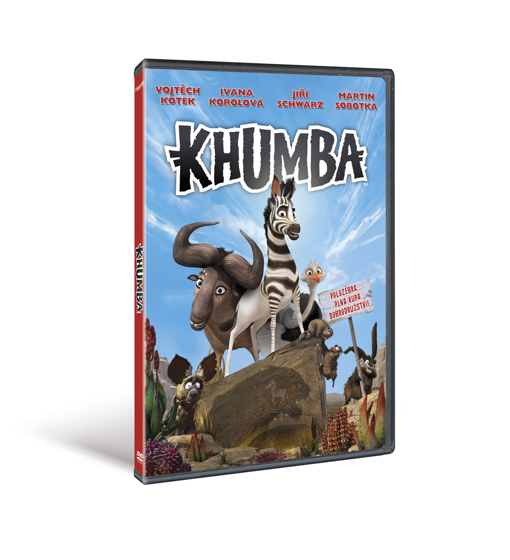 Khumba - DVD
