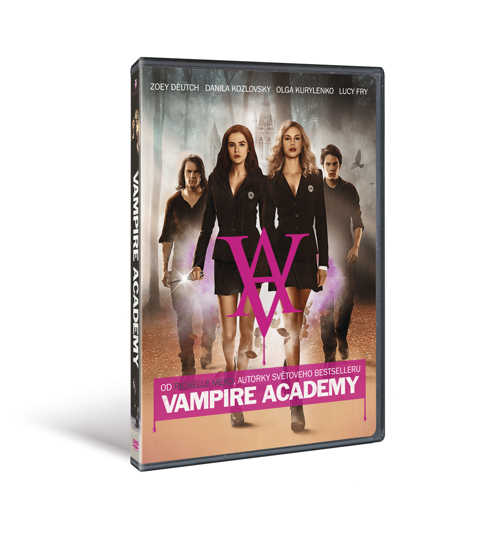 Vampire Academy - DVD