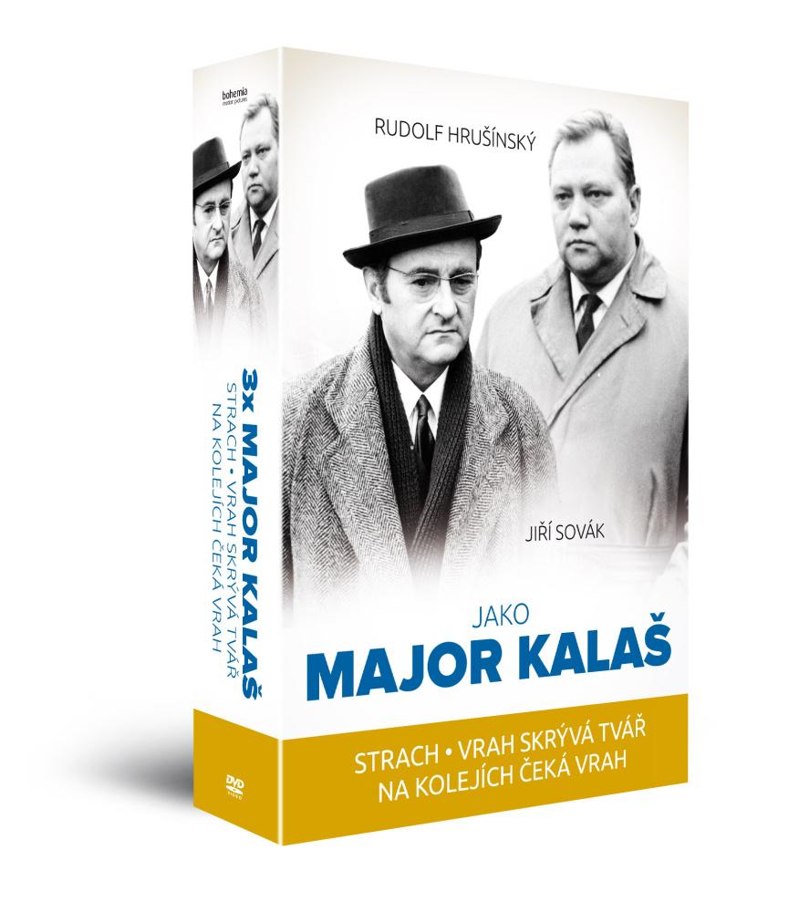 3x Major Kalaš