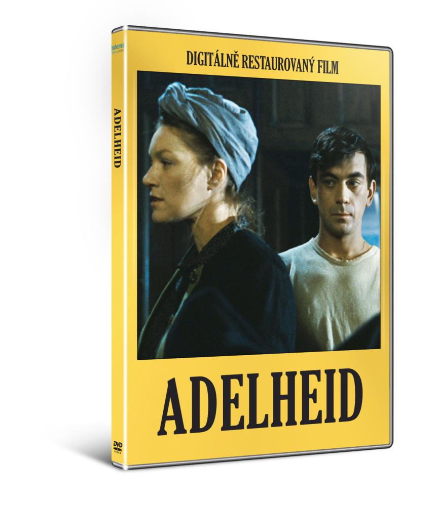 Adelheid   (DIGITÁLNĚ RESTAUROVANÝ FILM)   - DVD