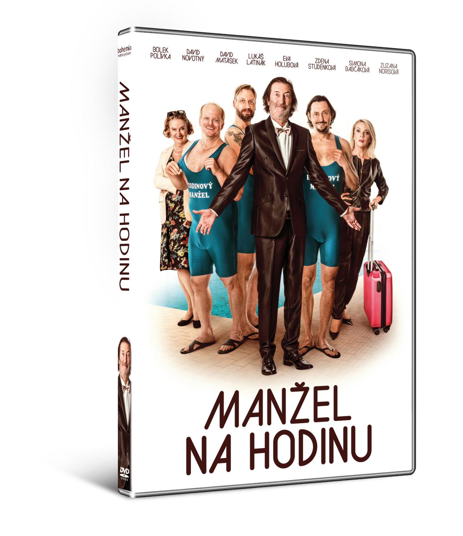 Manžel na hodinu   - DVD