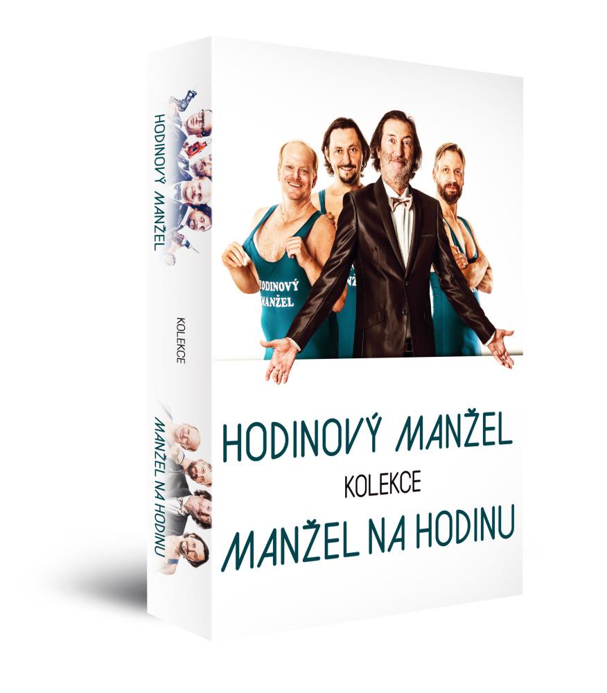 Kolekce Hodinový manžel + Manžel na hodinu (2DVD)   - DVD